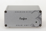 Graham Slee Gram Amp 3 Fanfare (MC) + Green