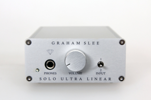 Graham Slee GSP Solo Ultra-Linear + PSU1