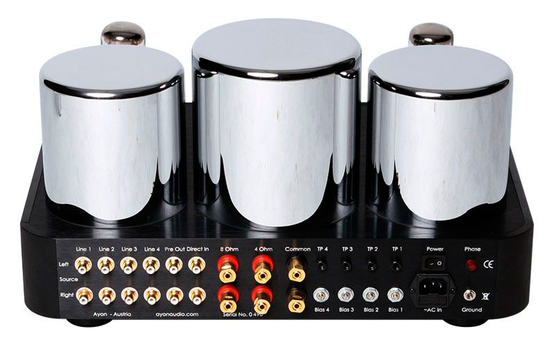 Ayon audio Spirit II