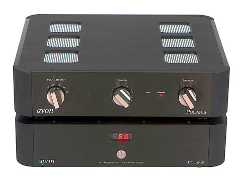 Ayon audio Polaris II-ReGenerator