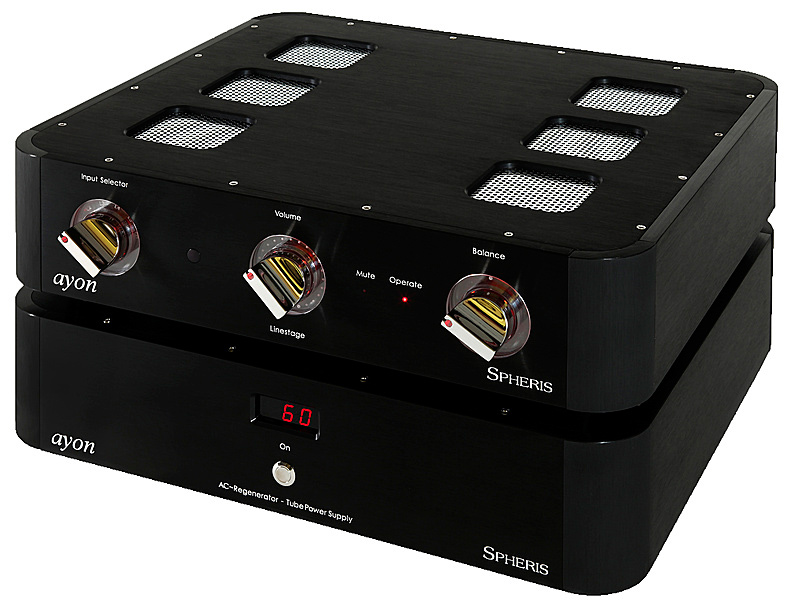 Ayon audio Spheris II Line
