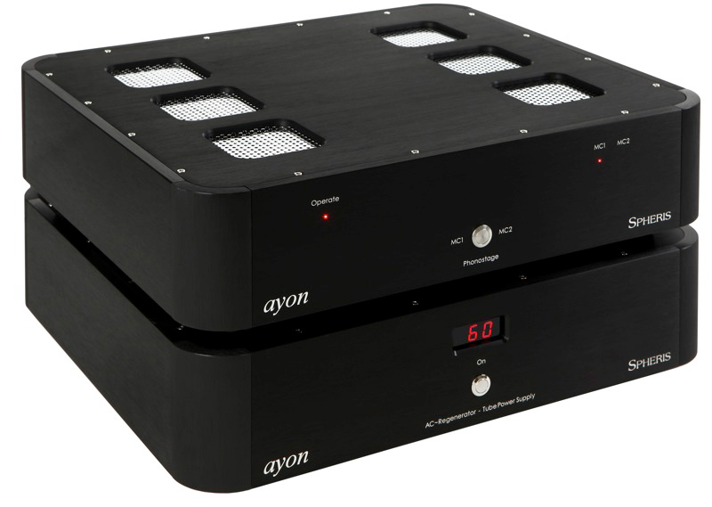 Ayon audio Spheris II Phono