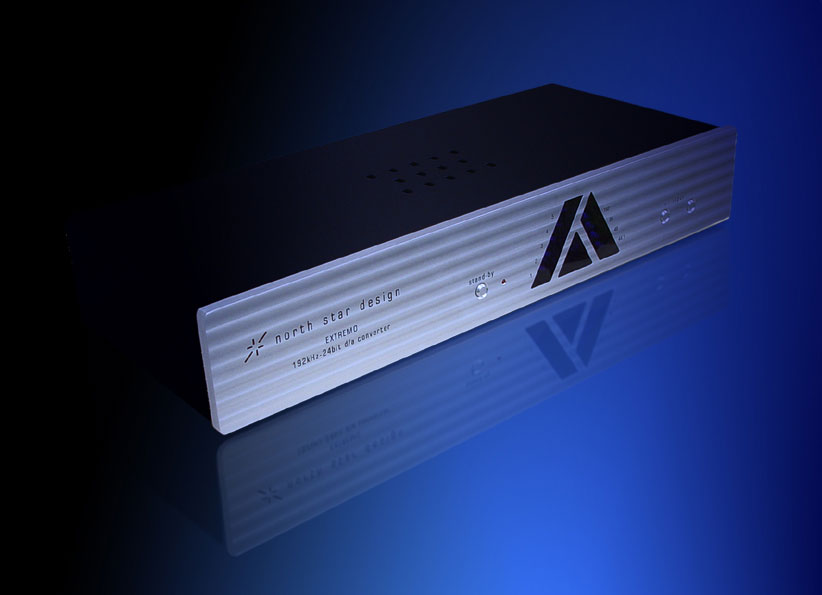 North star design Extremo Digital-To-Analog Converter