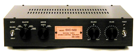 Sun Audio SVC-500