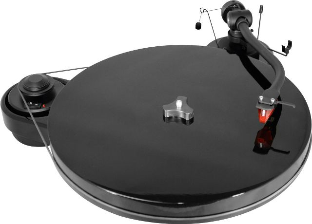 Pro-Ject RPM 1 CARBON (2M RED) PIANO BLACK