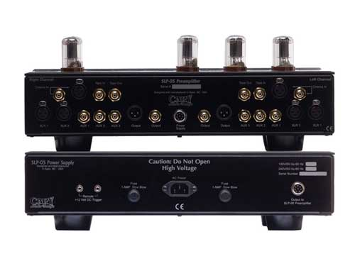 Cary Audio SLP 05 Black