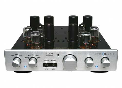 Cary Audio SLP 98P Silver