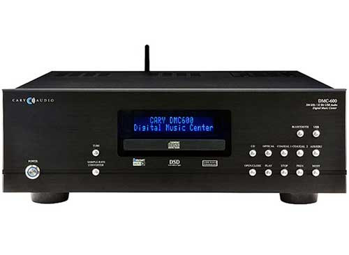 Cary Audio DMC-600 SE Black