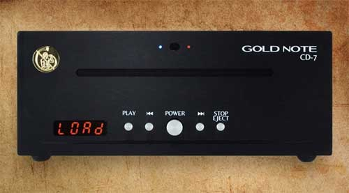 Gold Note Reference Line CD-7