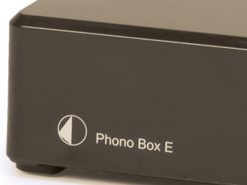Pro-Ject PHONO BOX E BLACK
