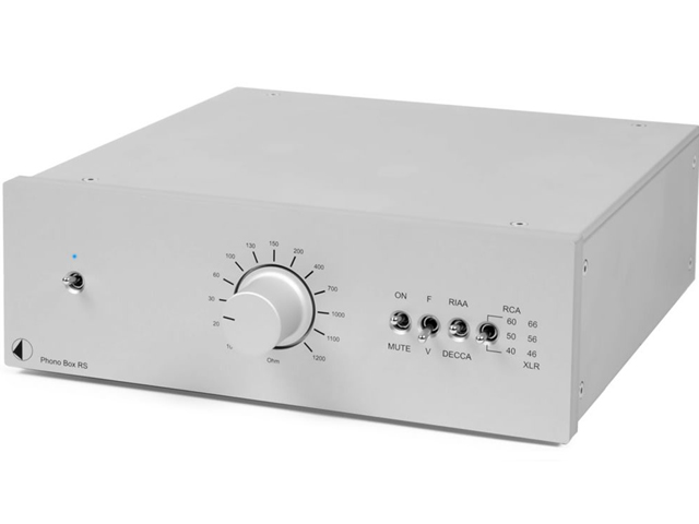 Pro-Ject PHONO BOX RS SILVER