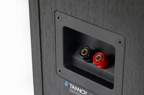 Tannoy Eclipse One black oak