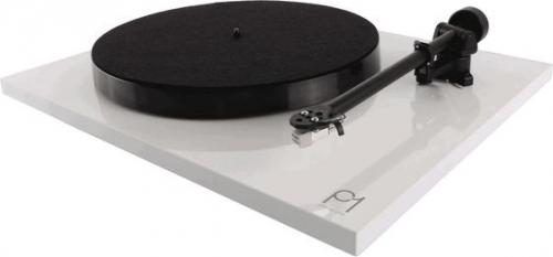 Rega PLANAR 1 (Carbon MM) Gloss White