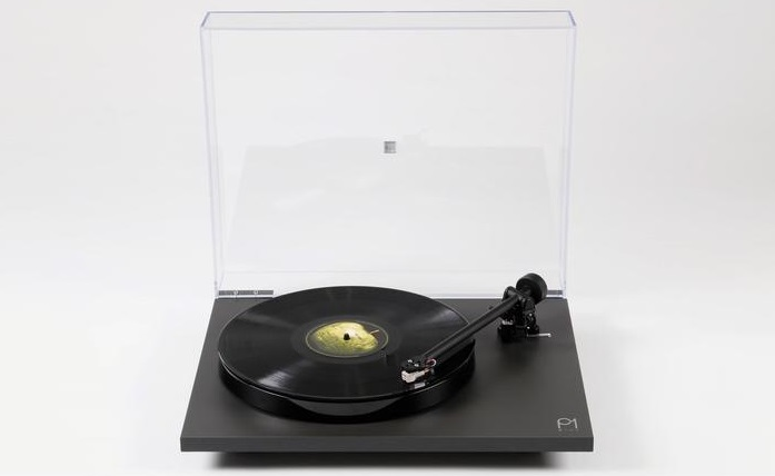 Rega PLANAR 1 (Carbon MM) Gloss Black