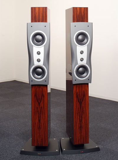 Dynaudio Confidence C2 (Rosewood)