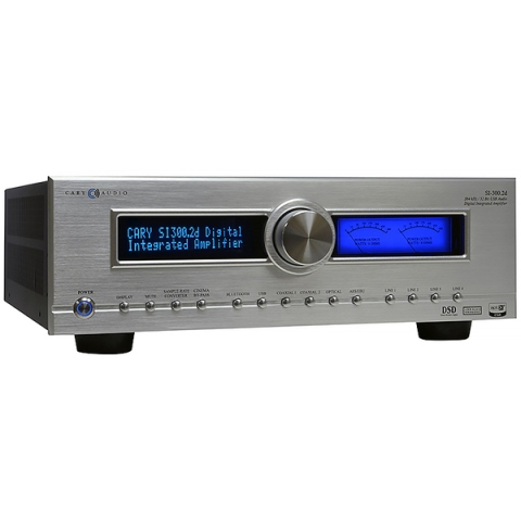 Cary Audio SI-300.2D Silver