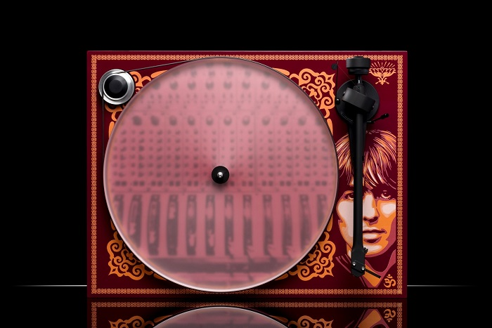 Pro-Ject ESSENTIAL III (OM 10) Special Edition: George Harrison