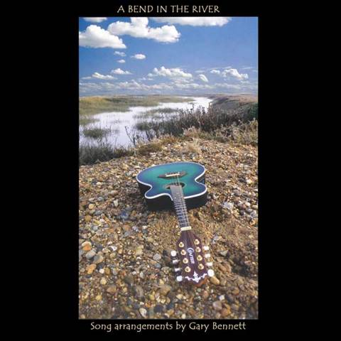 Rega Виниловая пластинка Rega Gary Bennett A Bend in the River
